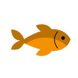 Fish meat isolated icon. Illustration design Royalty Free Stock Photo