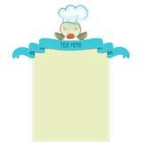Fish menu Stock Photo