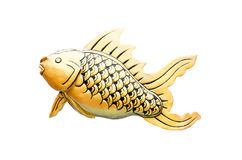 Fish model Royalty Free Stock Image