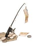 Fish money Royalty Free Stock Image