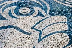 Fish mosaic Royalty Free Stock Photography