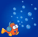 Fish Music Royalty Free Stock Photography