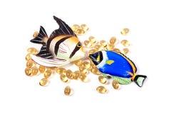 Fish oil Royalty Free Stock Photo