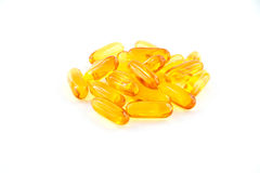 Fish oil Royalty Free Stock Images