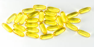 Fish oil Royalty Free Stock Image