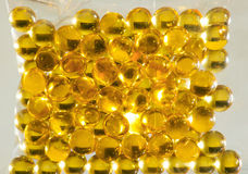 The fish oil Royalty Free Stock Images