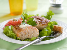 Free Fish Or Meat Rissole Royalty Free Stock Photo - 36578665