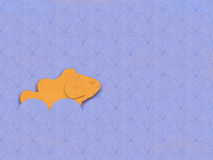 Fish paper Royalty Free Stock Photos