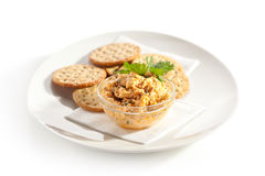 Fish Pate Stock Images