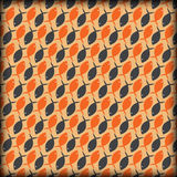 Fish pattern abstract background Royalty Free Stock Images