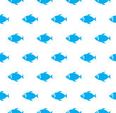 Fish  pattern Stock Photography