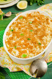 Fish pie Royalty Free Stock Photography