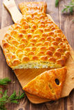 Fish pie Stock Image