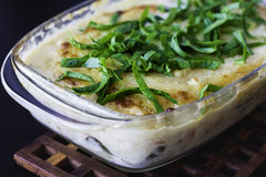 Fish pie Royalty Free Stock Photos