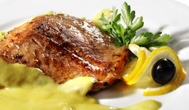 Free Fish Plate Royalty Free Stock Image - 6478086