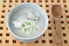 Fish Porridge Royalty Free Stock Photo