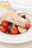 Fish Provencal Royalty Free Stock Image