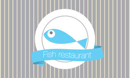 Fish restaurant Royalty Free Stock Image