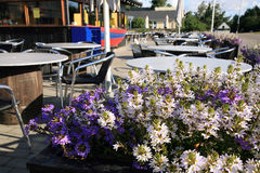 Fish restaurant – Snogebaek Stock Photography