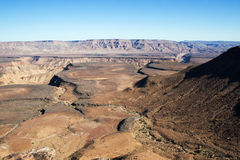 Fish River Canyon. In Namibia, Africa Royalty Free Stock Photos