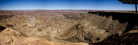 Fish River Canyon Stock Image