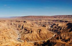 Fish River canyon Royalty Free Stock Image