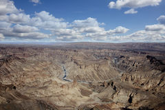 Fish river canyon Namibia Stock Photos
