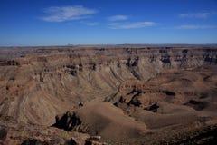Fish River Canyon Namibia Royalty Free Stock Image