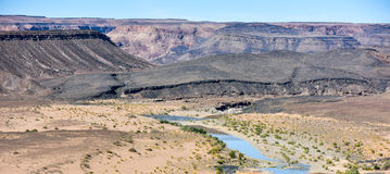 Fish River Canyon -Namibia, Africa Stock Photography