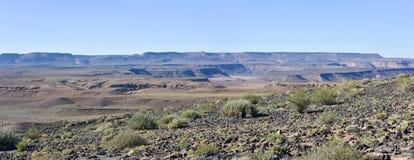 Fish River Canyon -Namibia, Africa Stock Photo
