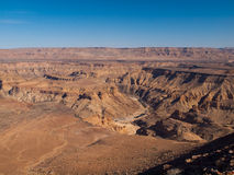 Fish River Canyon Stock Photography