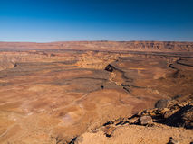 Fish River Canyon Stock Images