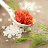 Fish roe Stock Photo