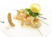 Fish rolls Stock Photo