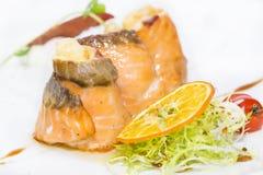Fish rolls Royalty Free Stock Photos