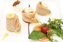Fish rolls Royalty Free Stock Photo
