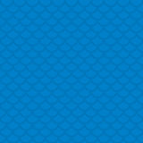 Fish scale. Blue Neutral Seamless Pattern for Modern Design in F Stock Image