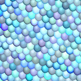 Fish scale blue purple abstract pattern. 3d fish scale blue purple abstract pattern surface Royalty Free Stock Image