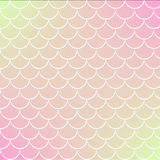 Fish scale and mermaid background Royalty Free Stock Photos