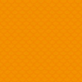 Fish scale. Orange Neutral Seamless Pattern for Modern Design in. Flat Style. Tileable Geometric Vector Background Royalty Free Stock Photo