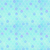 Fish scale Pattern. Seamless Fish Scale Pattern. Japanese background Stock Images