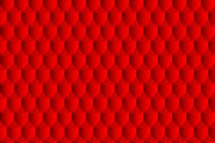 Simple circular background. Fish scale pattern, Simple circular background - red - vector circle pattern, Egg abstract vector pattern Stock Image