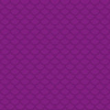 Fish scale. Purple Neutral Seamless Pattern for Modern Design in. Flat Style. Tileable Geometric Vector Background Royalty Free Stock Photo