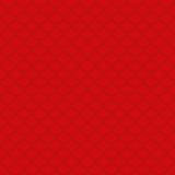 Fish scale. Red Neutral Seamless Pattern for Modern Design in Fl. At Style. Tileable Geometric Vector Background Royalty Free Stock Photography