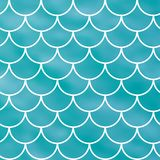 Fish scale and mermaid background. Fish scale on trendy gradient background. Square backdrop with fish scale ornament. Bright color transitions. Mermaid tail Royalty Free Stock Photos