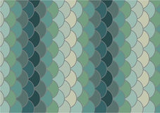 Fish scale vector background Royalty Free Stock Photos