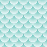 Fish scales pattern - abstract seamless vector tex