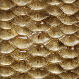 Fish scales seamless pattern Stock Photo
