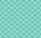 Fish scales seamless pattern. Fish skin endless background, mermaid tail repeating texture. Vector illustration. Fish scales seamless pattern. Fish skin endless royalty free illustration
