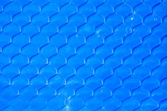 Fish scales seamless texture background. Stock Images
